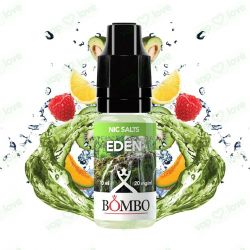 Eden Nic Salts - Bombo - 10ml