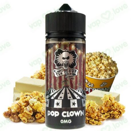 Pop Clown 100ml - The Clown & Bombo