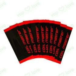 Pack 10 envoltorios wrap 18650 - Coil Master