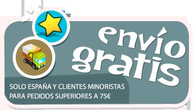 b001044a1 ENVÍO URGENTE 24H. España peninsular y Baleares: envío urgente GRATIS para  pedidos superiores ...