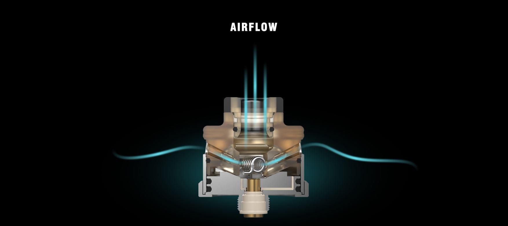 Flujo de aire